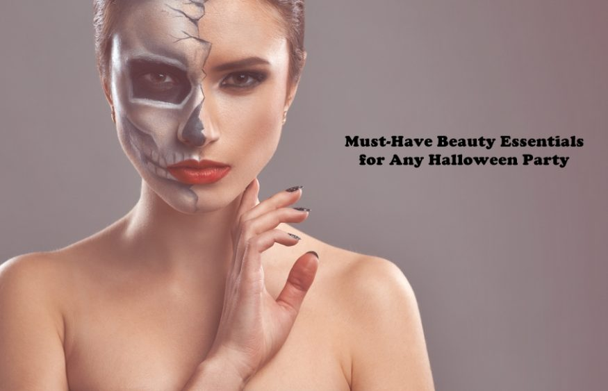 Must-Have Beauty Essentials for Any Halloween Party