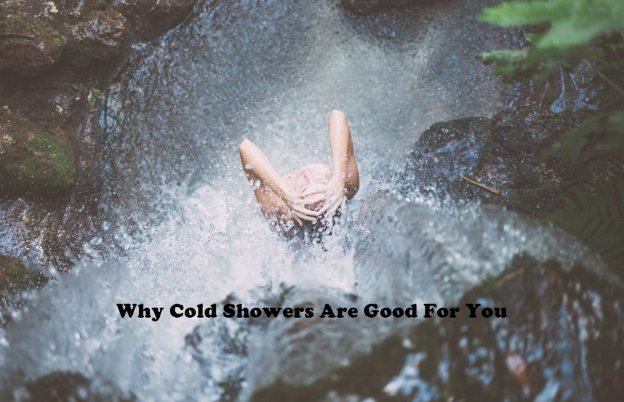 Why Cold Showers Are Good For You