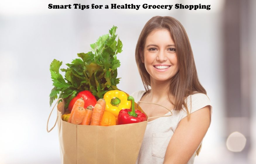 Smart Tips for a Healthy Grocery Shopping